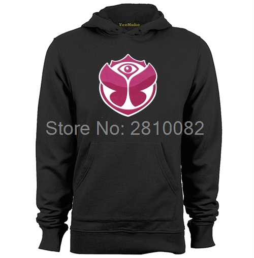 Tomorrowland Müzik Festivali Band Mens & Womens Casual Hoodies Tişörtü