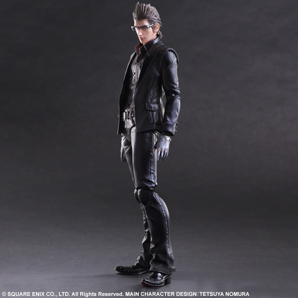 Playarts KAI Final Fantasy XV FF15 Lgnis Scientia PVC Action Figure Koleksiyon Model Oyuncak 23 cm KT3344