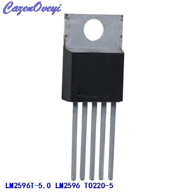 LM2596T-5.0 LM2596 TO220-5 (5 adet/grup)